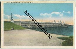 South Carolina - Charleston - Ashley River Bridge - Charleston