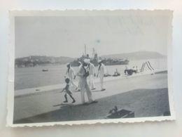 BATEAU BAIE DE VILLEFRANCHE 1949   -H1 - Boats