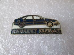 PIN'S  RENAULT   SAFRANE  Email Grand Feu - Renault