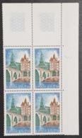 N° 2083 Neuf ** Gomme D'Origine, Bloc De 4  TTB - Unused Stamps