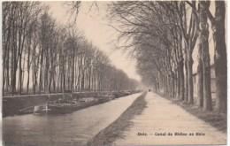 39 DOLE  Canal Du Rhône Au Rhin - Dole