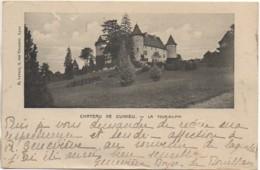 38 LA TOUR-du-PIN   Château De Cuirieu - La Tour-du-Pin