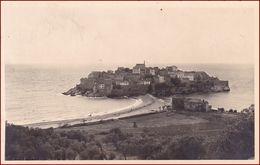 Sveti Stefan (Budva) * Insel, Strand, Geamtansicht, Foto * Montenegro * AK2937 - Montenegro