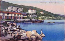 Bar (Antivari) * Pristan, Hafen, Schiffe, Küste * Montenegro * AK2938 - Montenegro