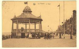 A1336[Postkaart] La Panne / La Digue (Nels, Thill) [de Dijk Kiosk] - De Panne