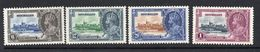 Seychelles 1935 GV Silver Jubilee Stamp Set. Mounted Mint. - Great Britain (former Colonies & Protectorates)