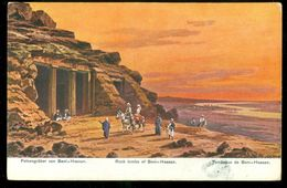 EGYPT * CPA *  POSTCARD * Vierge Tombeaux De Beni-Hassan - Serie 775 - (19) - Egypte