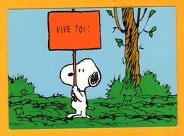 Illustrateur Schulz    Snoopy  Vivie Toi   Edt   Interstat  N° - Schulze, Hans Rudolf