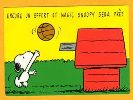 Illustrateur Schulz    Snoopy Encore Un Effort  Edt   Interstat  N° - Schulze, Hans Rudolf