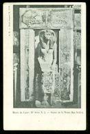 EGYPT * CPA * POSTCARD *  MUSEE DU CAIRE STATUE DE LA REINE MUT NEFIR (20) - Egypt
