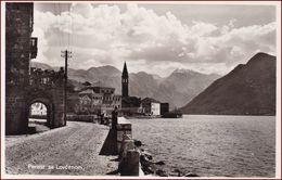 Perast (Perasto) * Promenade, Küste, Bocche Di Cattaro, Bucht Von Kotor, Lovcen * Montenegro * AK2940 - Montenegro