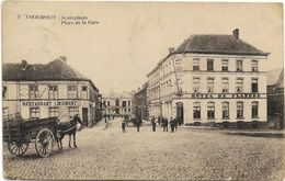 Torhout - Thourout   *  Statieplaats - Place De La Gare  (Saia) - Torhout