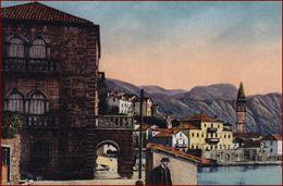 Perast (Perasto) * Haus, Promenade, Küste, Stadtteil * Montenegro * AK2941 - Montenegro