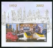 BELGIE/BELGIQUE  2002 * Nr TRV-BL4 * Postfris Xx - 1952-....