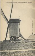 Poelcapelle   *  Huis En Molen Van Den Heer Verhelst  (Moulin) - Langemark-Poelkapelle