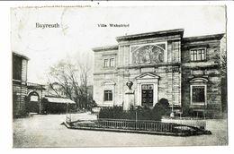 CPA-Carte Postale-Germany-Bayreuth- Villa Wahnfried 1908- VM18309 - Bayreuth