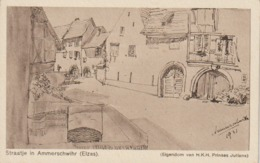 France:   68 Haut.Rhin.Ammerschwihr - France
