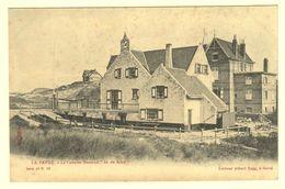 """A1343[Postkaart] La Panne - Le Cabaret Flamand """"In De Klok"""" (Albert Sugg, Excelsior) [de Het Vlaams] - De Panne"""
