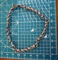 BRACCIALE METAL ACCIAIO  BIGIOTTERIA - Bracelets