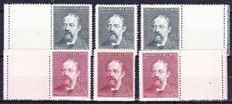Boheme Et Moravie 1944 Mi 138-9 + Zf (Yv 117-8+ Vignettes), (MNH)** - Bohemia & Moravia