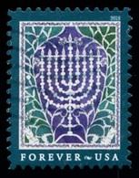 Etats-Unis / United States (Scott No.5338 - Hanukkah) (o) - Oblitérés