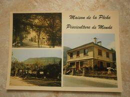 48 Mende, Pont De Montvert, Florac, Grazières. Piscicultures (GF1615) - Non Classés