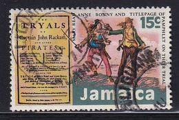 Jamaica 1971, Pirates Minr 334 Vfu - Jamaica (1962-...)