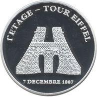 S&P165 - PARIS - Tour Eiffel (1er étage) / Souvenirs Et Patrimoine - Touristiques