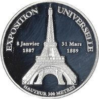 S&P167 - PARIS - Tour Eiffel (exposition Universelle) / Souvenirs Et Patrimoine - Tourist