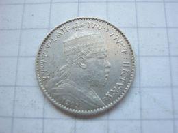 Ethiopia , 1 Gersh 1895 (1903) - Aethiopien
