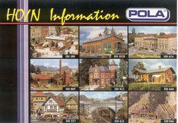 Catalogue POLA 1989 ? HO / N Information Mini Brochure - Libros Y Revistas