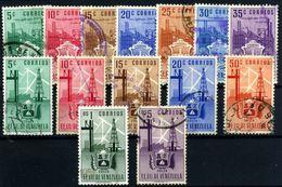 Venezuela Nº 343/60. Año 1951 - Venezuela