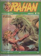 RAHAN NOUVELLE COLLECTION N° 13 BE 01/1980 Cheret Lecureux (BI4) - Rahan