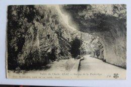 Axat - Vallée De L'aude - Gorges De La Pierre Lys - Axat