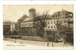 CPA-Carte Postale-Germany- Bayreuth- Schlossberglein-1910-VM18314 - Bayreuth
