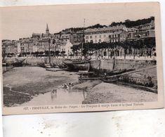 Trouville -  La  Reine  Des  Plages -   Les  Touques  à  Marée  Basse  Tostain. - Caen