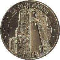 2019MDP243 - NIMES - La Tour Magne 2 (Panorama) / MONNAIE DE PARIS - 2019