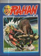 RAHAN NOUVELLE COLLECTION N° 33 BE 05/1983 Cheret Lecureux (BI4) - Rahan