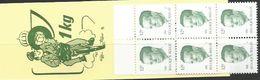 Postzegelboekjes B16 ** - Booklets 1953-....