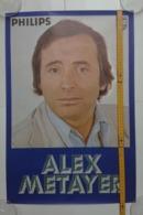 Affiche Alex Métayer - Affiches & Posters