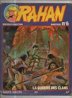 RAHAN NOUVELLE COLLECTION N° 6 BE 05/1983 Cheret Lecureux (BI4) - Rahan