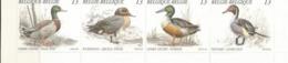 Postzegelboekjes B19 **. Natuur. Eenden - Booklets 1953-....