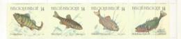 Postzegelboekjes B20 **. Natuur. Vissen - Booklets 1953-....