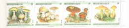 Postzegelboekjes B21 **. Natuur. Paddestoelen - Booklets 1953-....