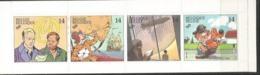 Postzegelboekjes B22 **. Stripverhalen - Booklets 1953-....