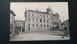 01 - OYONNAX -  Ecole Maternelle - Oyonnax
