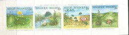 Postzegelboekjes B25 **. Natuur. Planten - Booklets 1953-....