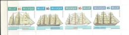 Postzegelboekjes B26 **. NZeilschepen - Booklets 1953-....