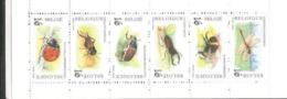Postzegelboekjes B27 **. Natuur. Insecten - Booklets 1953-....