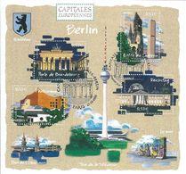 88. Capitales Européennes Berlin 2005 - Gebraucht